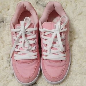 DC Pink Shoes